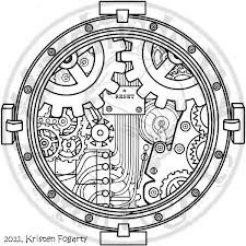 steampunk drawing ideas - Google Search