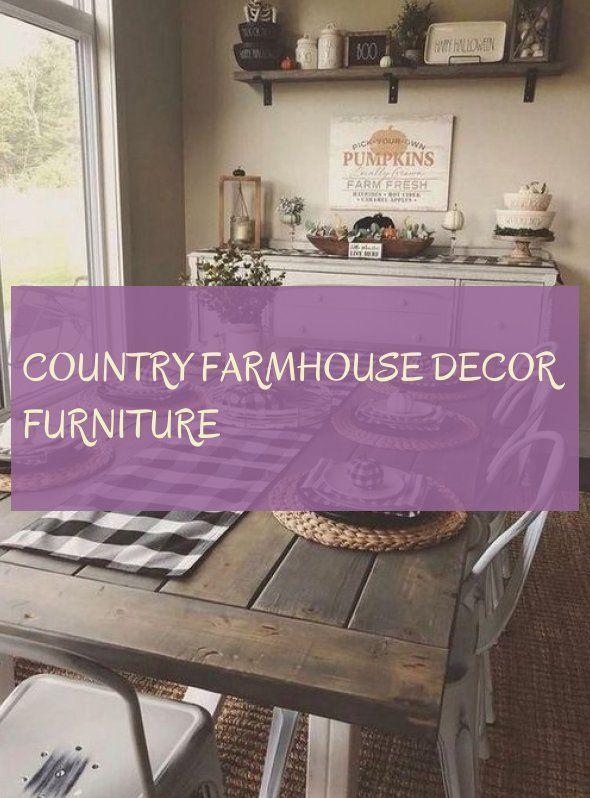 country farmhouse decor furniture