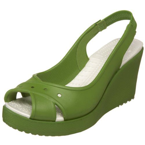 7c67292e573f36 crocs Women s Farrah Wedge Sandal