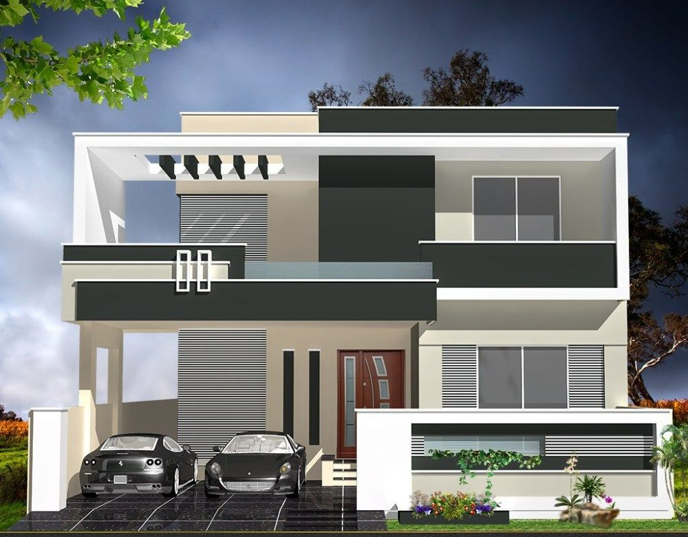 House Front Elevation Interior Design Images In Pakistan Duplex
