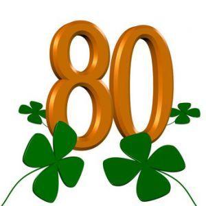 Geburtstagsspruche Fur Gluckwunsche Zum 80 Geburtstag Geburtstag