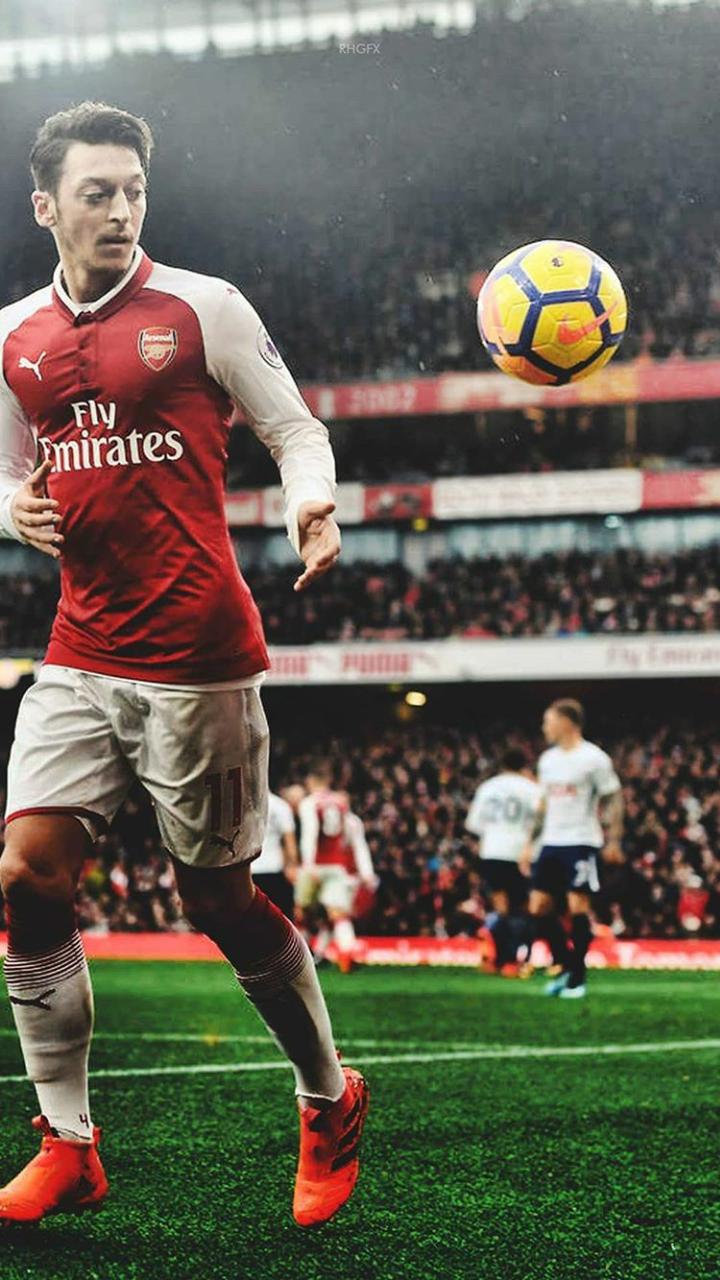 Ozil 11 Arsenal Soccer Football Hits Arsenal Football