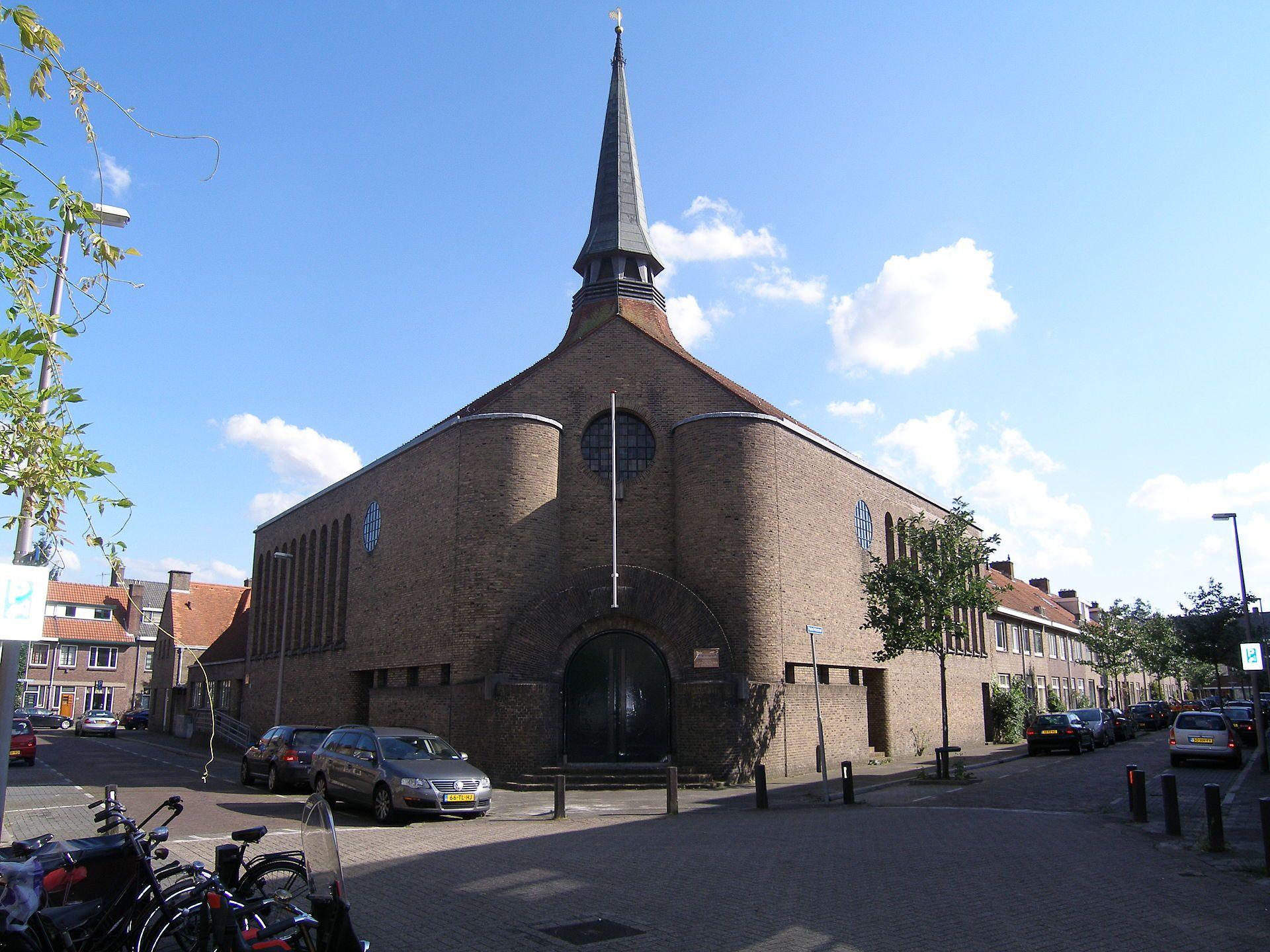 Wilhelminakerk2 Utrecht - Wilhelminakerk (Utrecht) - Wikipedia