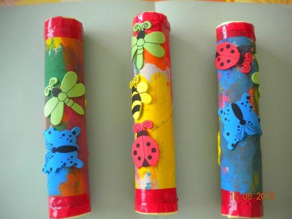 Baton de pluie f te de la musique diy enfants for Decoration baton de pluie