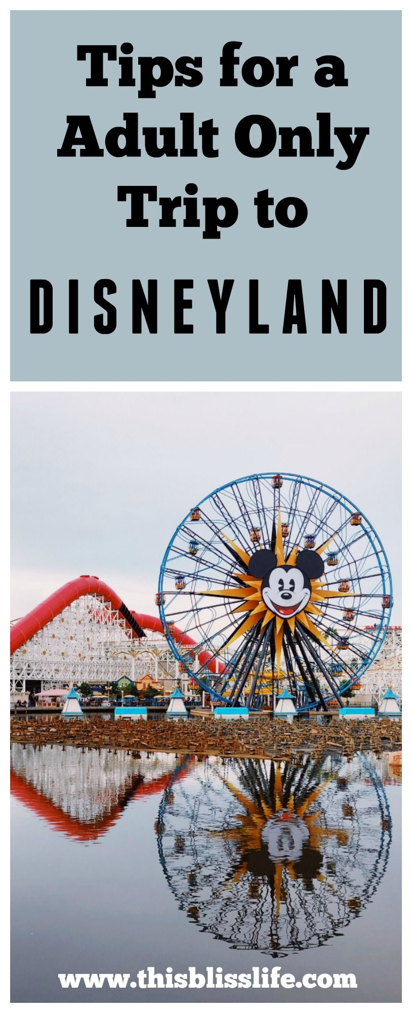 Photo of Tipps für eine Reise nur für Erwachsene nach Disneyland