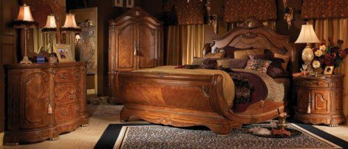 Bon A Glimpse Of Luxury With Fancy And Exotic Bedroom Set