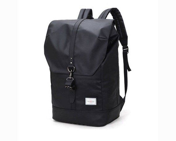 Mens Backpack Waterproof Rucksack College School Bag Daypack 001 ... a97ae7487bb16