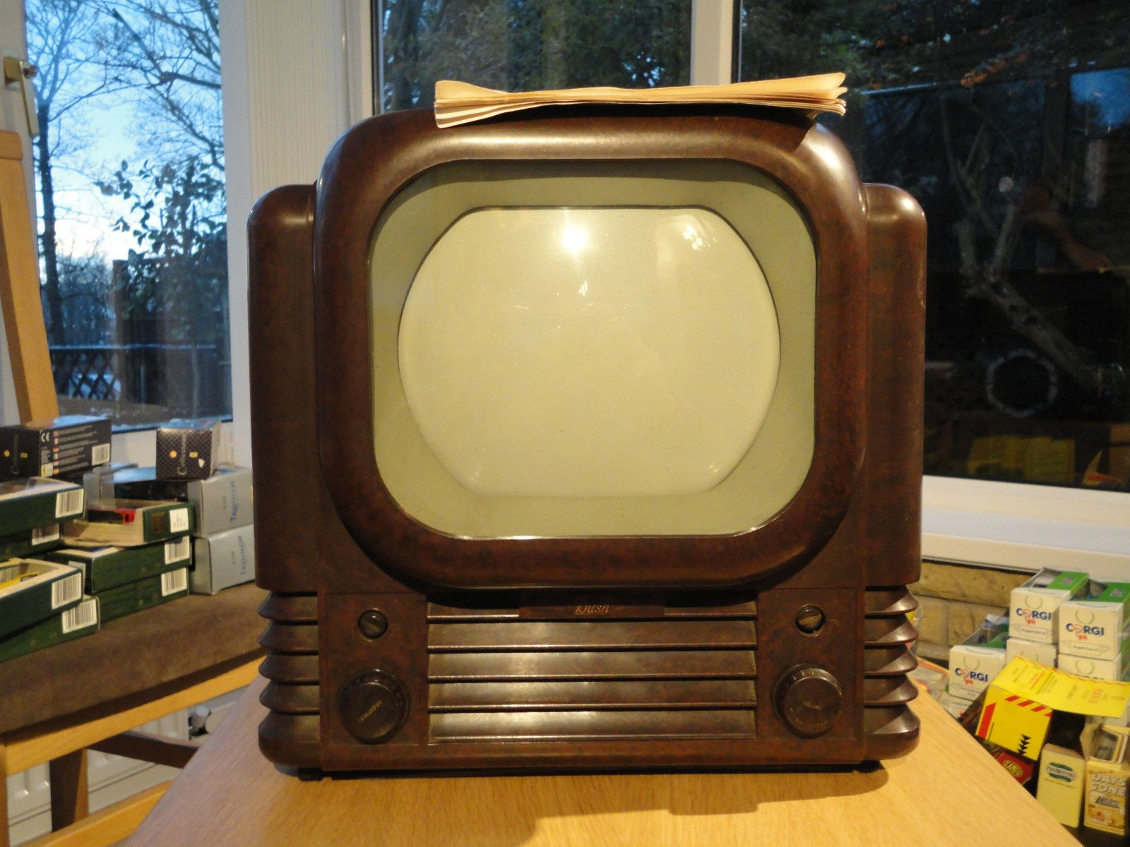 Image result for 1950s Bush TVs