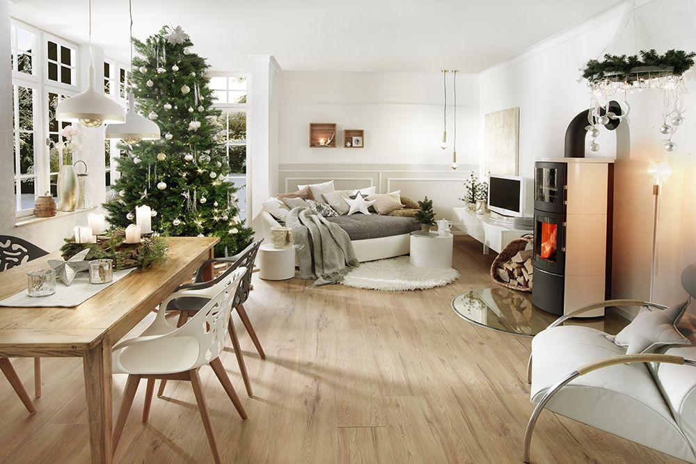 Weihnachtsbeleuchtung Wohnzimmer.In Der Weihnachtszeit Geht Nichts über Ein Gemütlich Beleuchtetes