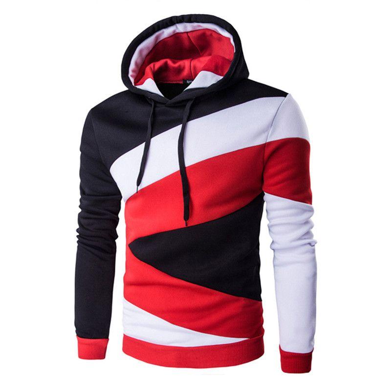 Casual Breathable Hoodie | Mens sweatshirts hoodie, Hooded