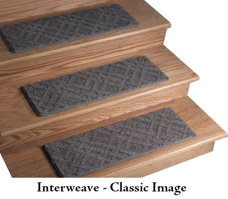 Interweave DOG ASSIST Carpet Stair Treads Can Extend The Life Of Your Hardwood  Stairs And Help
