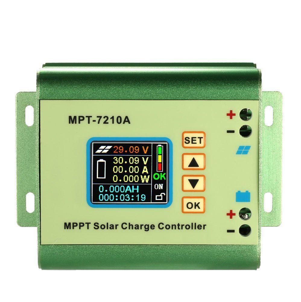 Docooleri I I I I I Mppt Solar Panel Battery Regulator Charg You Can Find Out More Details In 2020 Solar Panel Battery Solar Energy Panels Solar Panel System