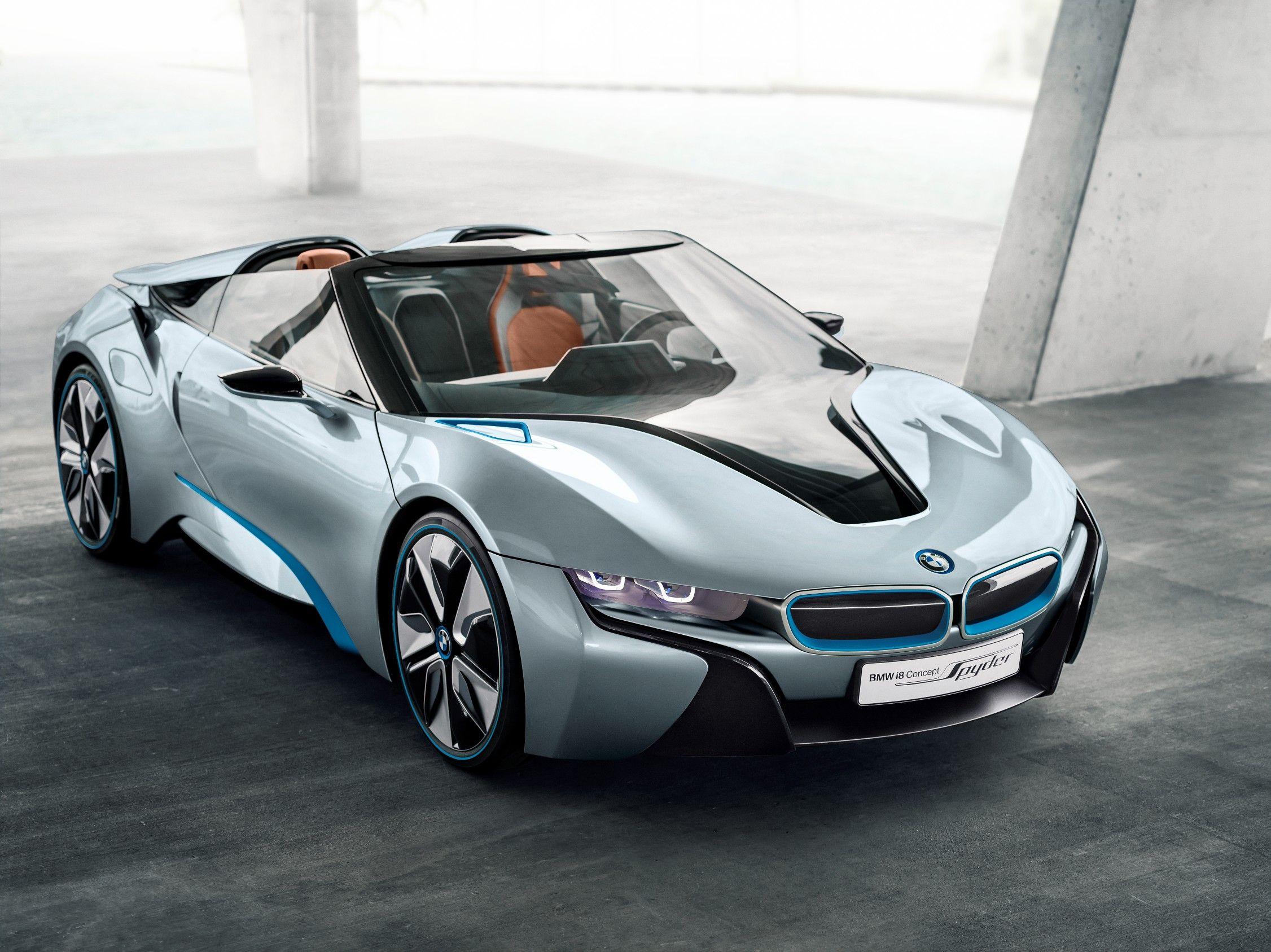 Bmw I8 Spyder Finally Roved For Production