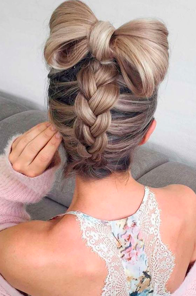16 Christmas Party Hairstyle Ideas That Are Anything But Traditional In 2020 Hair Extensions Best Pretty Hairstyles Hair Styles