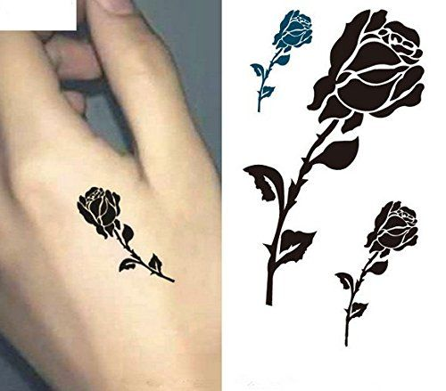 Waterproof Colorful Removable Temporary Tattoo Diy Body Sticker Sheet Brand New High Quali Small Hand Tattoos Tattoo Design For Hand Henna Tattoo Designs Hand