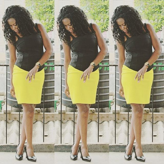 #yellowhello #yellow #wear #skirt #blackandyellow #lifestyle #lifestyles #lifestylebloggers #look #lookbook #ootd #instagood #fashionsurge #fashioninspiration #style #styleinspiration #instafashion #allthingsfiery #fashionclassified1 #fashionglam #classyafricans #africangirlskillingit #blackbeautiful_classy #laposhafrica #womensfashion