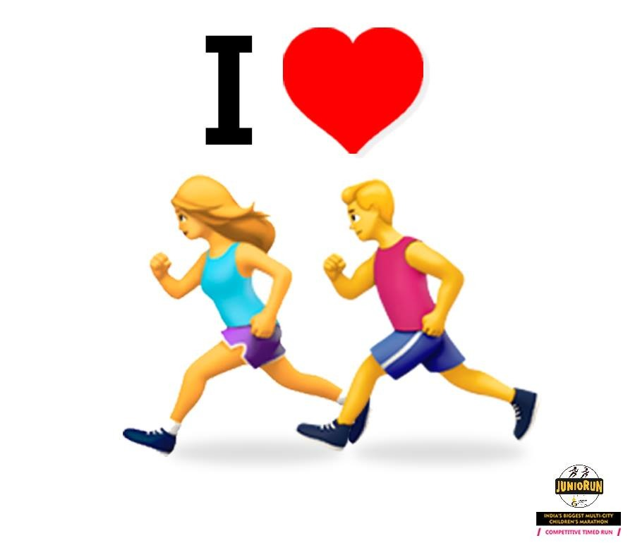 This World Emoji Day Tell The World That You Love To Share With Ur Friends Who Love To Run Fitkidhealthyadul World Emoji Day Funny Memes Running