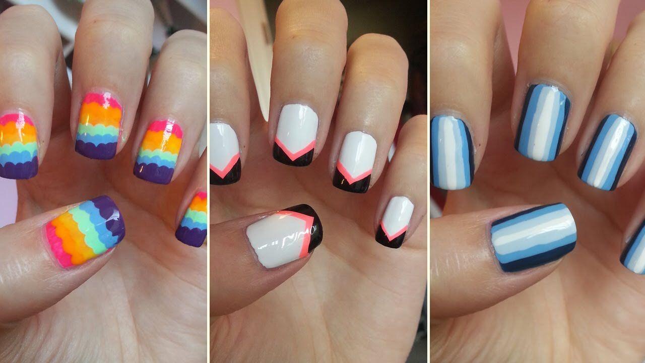 Pin von Kyla Lostalo auf Nails | Pinterest