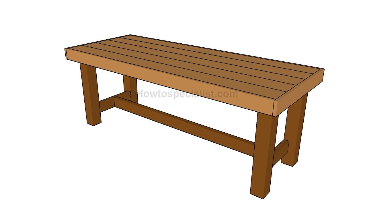 Tips for Making Your Own Outdoor Furniture Patio table Patios and