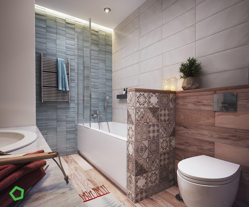 Scandinavische Badkamer » X scandinavische badkamer inspiratie ...