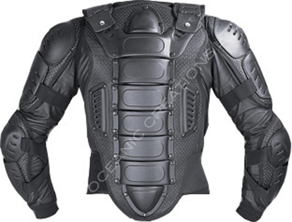 Best Motorcycle Body Armour