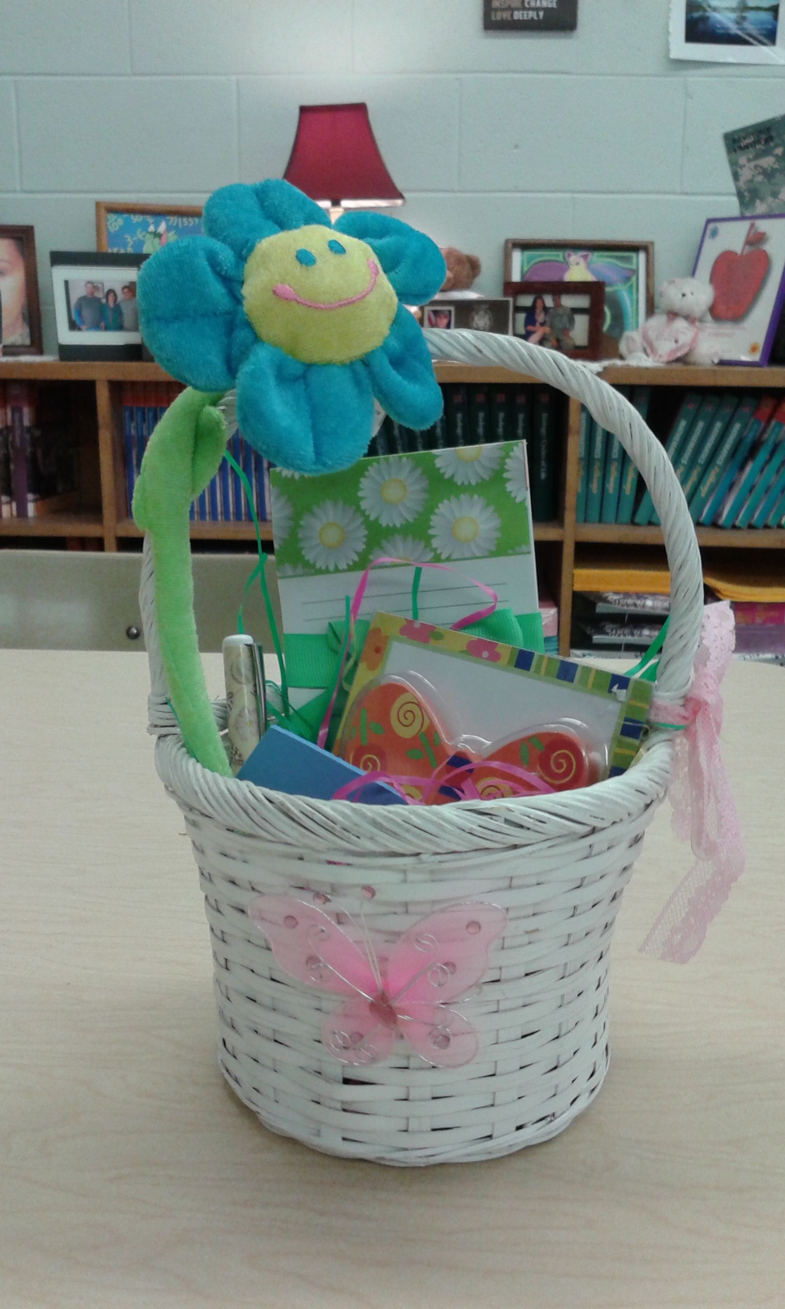 My high school students helped make easter baskets for residents at my high school students helped make easter baskets for residents at a nursing home we often negle Choice Image