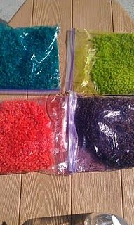 How To Dye Pasta For Crafts Pasta Crafts Pasta Crafts