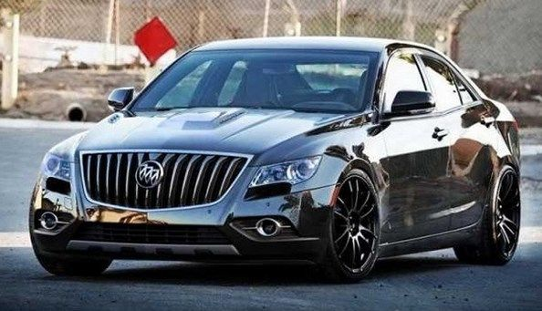 2018 Buick Grand National Colors Price Interior Buick