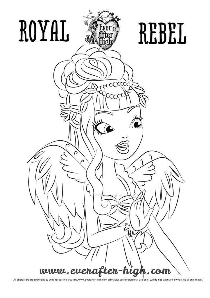 C.A. Cupid, True Hearts Day coloring page | De todo un poco ...