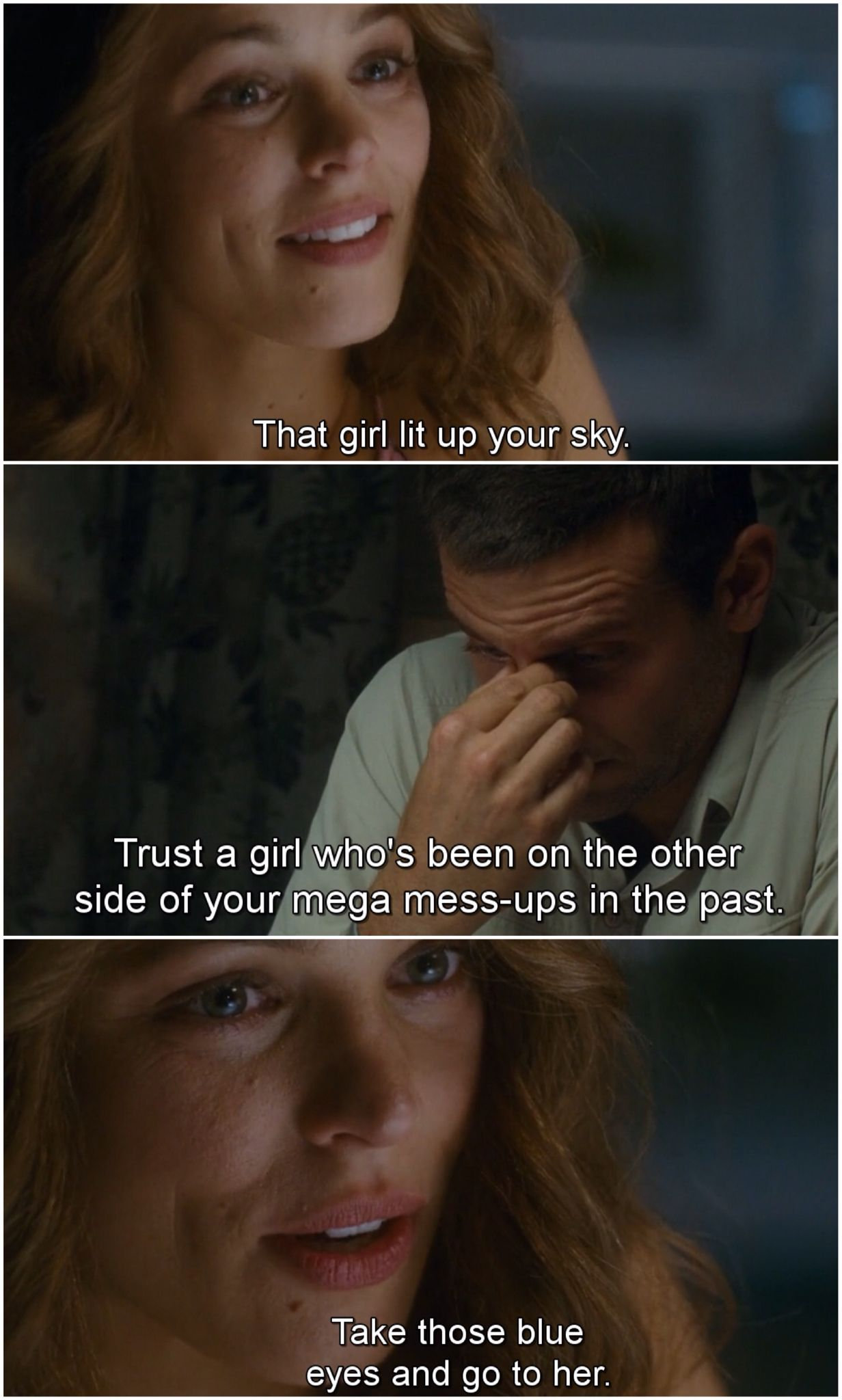 I Feel Like This Is What I Ll Be Saying To My Best Friend Ex Someday When He Falls In Love Again Man He Messed Up Movie Quotes Favorite Movie Quotes Tv Quotes