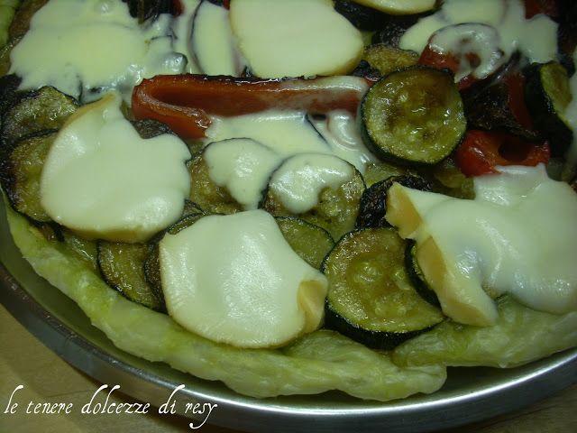 le tenere dolcezze di resy: La Tarte tatin salata di Sergio Barzetti .........ma a modo mio !!
