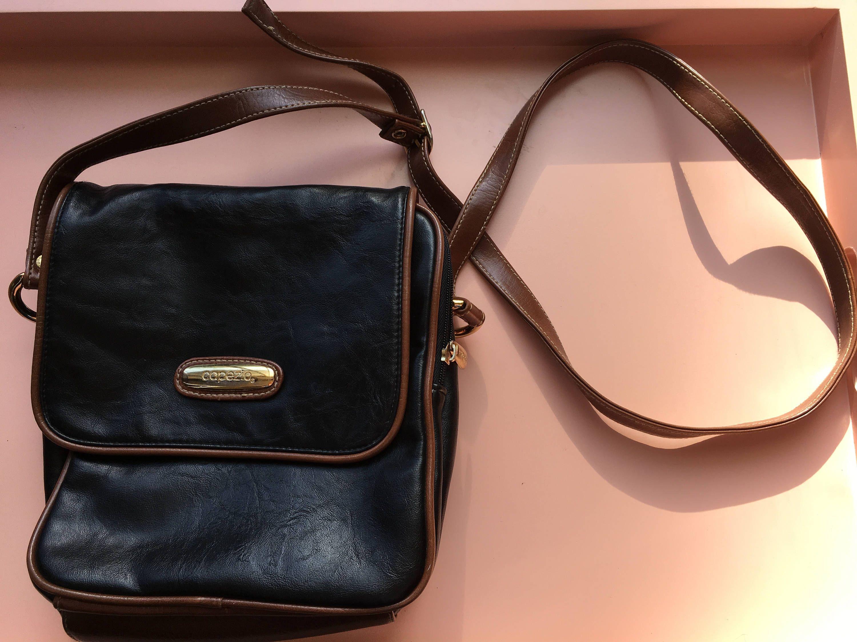 Vintage Capezio cross body purse 5962da85cb655