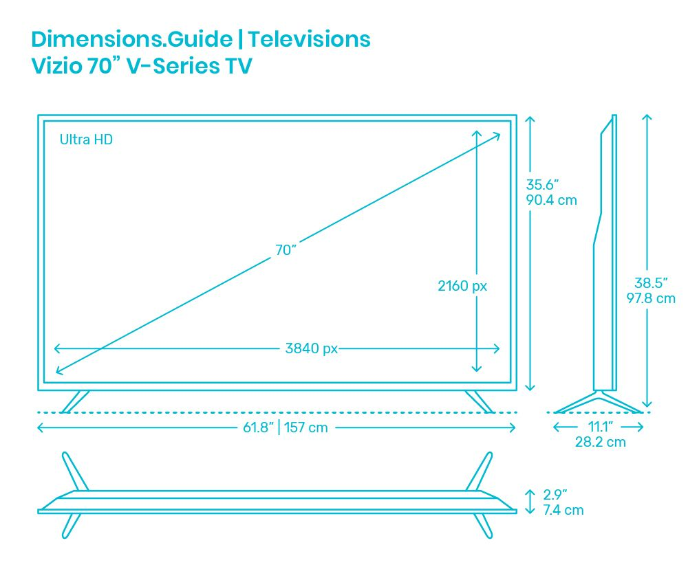 Pin On Digital Width of 70 inch tv