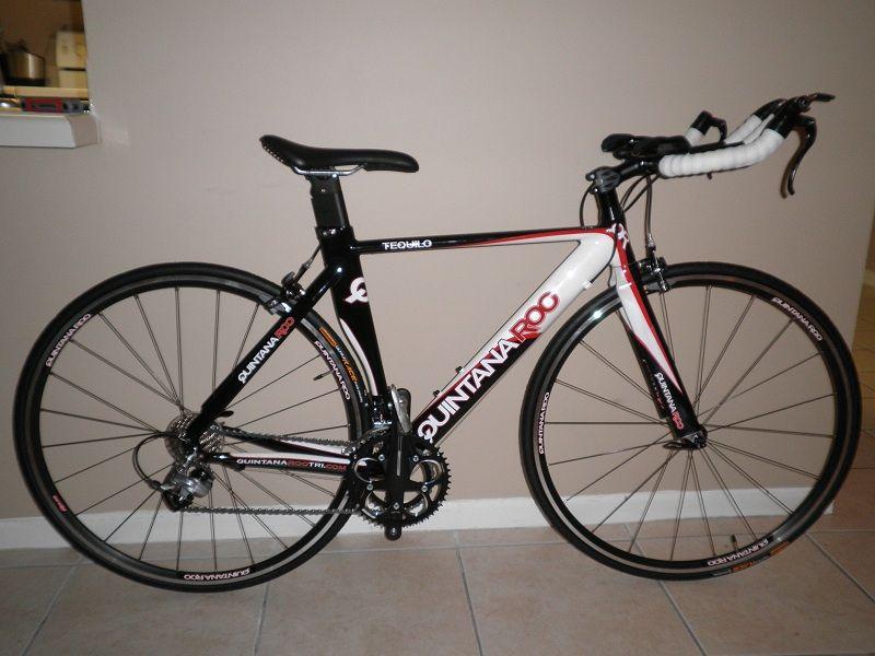 My Quintana Roo Tequilo Triathlon Bike 3 Triathlon Bike Sport