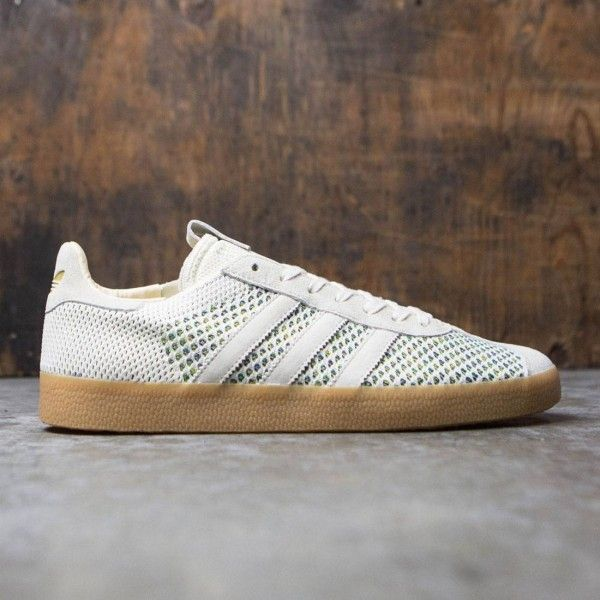 Identificar Empuje hacia abajo combinación  Adidas Consortium x Sneaker Politics Men Gazelle Primeknit (white / cream  white / collegiate purple) | Types of shoes men, Sneakers fashion, Adidas