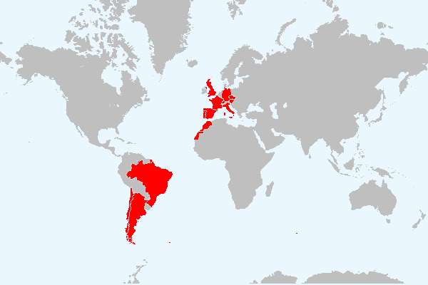 how many countries i have been to visited countries map maker