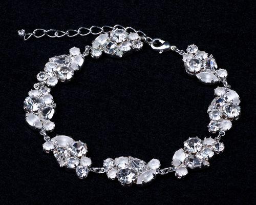 Brautschmuck armband blumen  Hochzeit-Armband | Brautschmuck | Pinterest | Brautschmuck ...