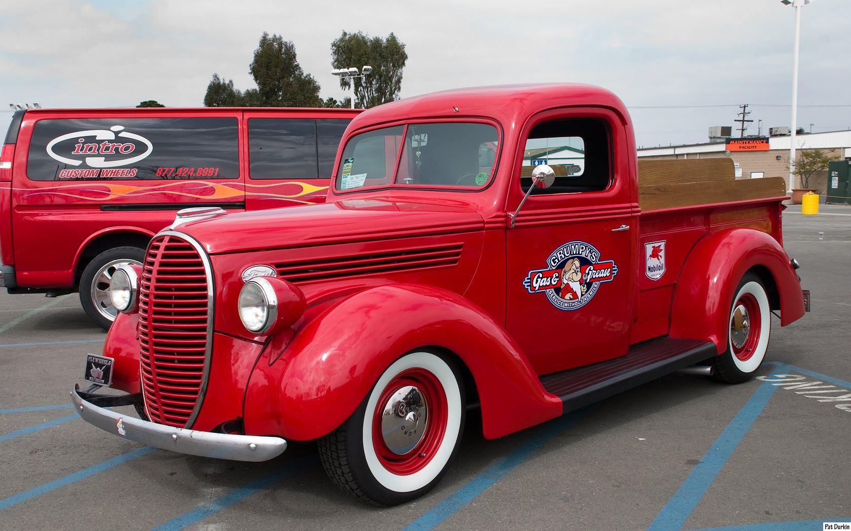 1938 Ford Pickup Maintenance Restoration Of Old Vintage Vehicles