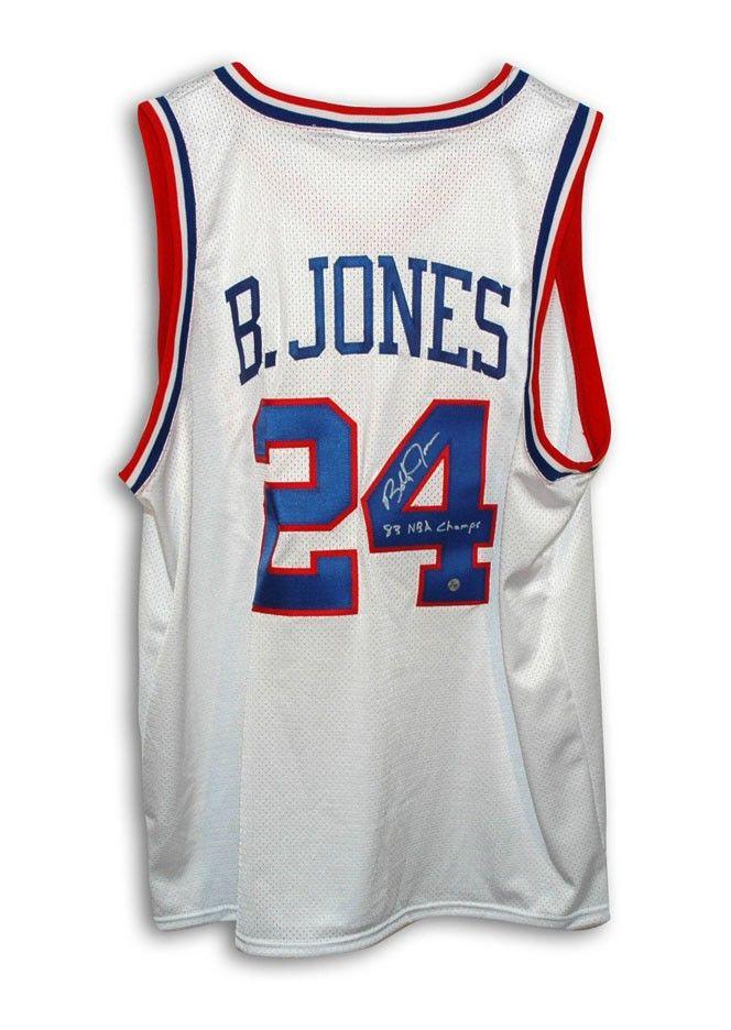 Bobby Jones Philadelphia 76ers Autographed Throwback NBA Basketball Jersey  Inscribed 83 NBA Champs (White) - OnlineSports.com 6e3182fa2