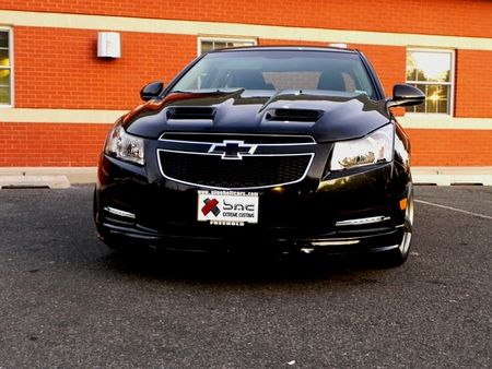 2011 2012 Chevrolet Cruze Predator Kit Bmcextremecustoms Www