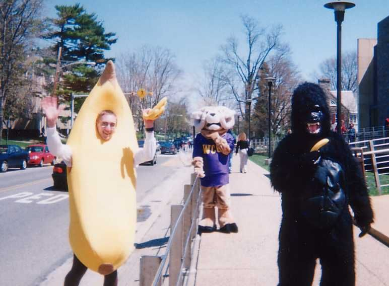 Banana day 2001 pics banana best