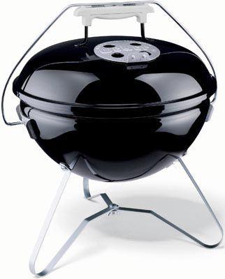 Weber Grills Smokey Joe Premium Charcoal Grill Portable Charcoal
