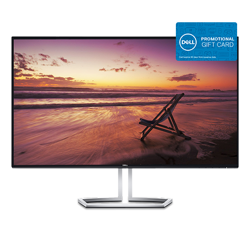 """Dell S2718NX 27"""" HDR Monitor 210 Free 50 GC! Hdr"""