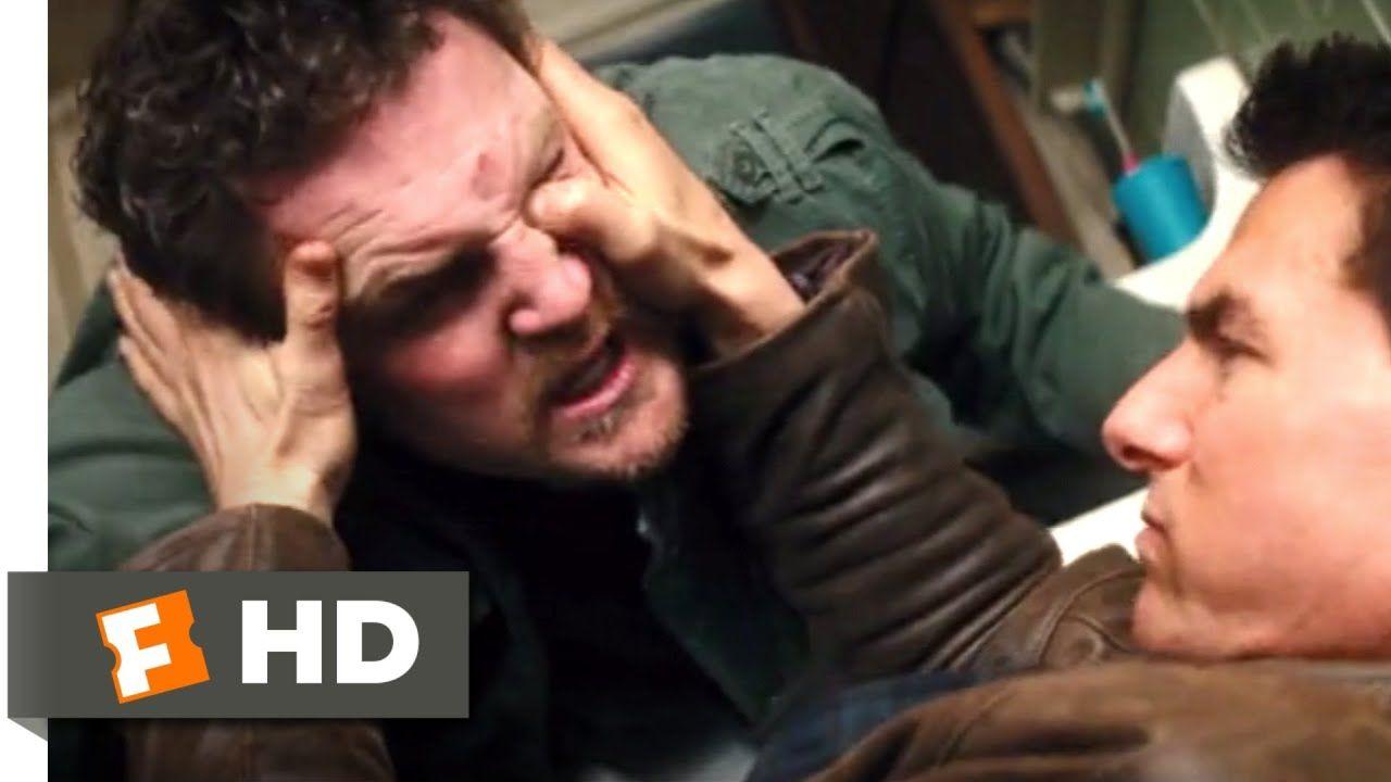 Jack Reacher 2012 Bathroom Brawl Scene 5 10 Movieclips In 2020 Jack Reacher Brawl We Movie