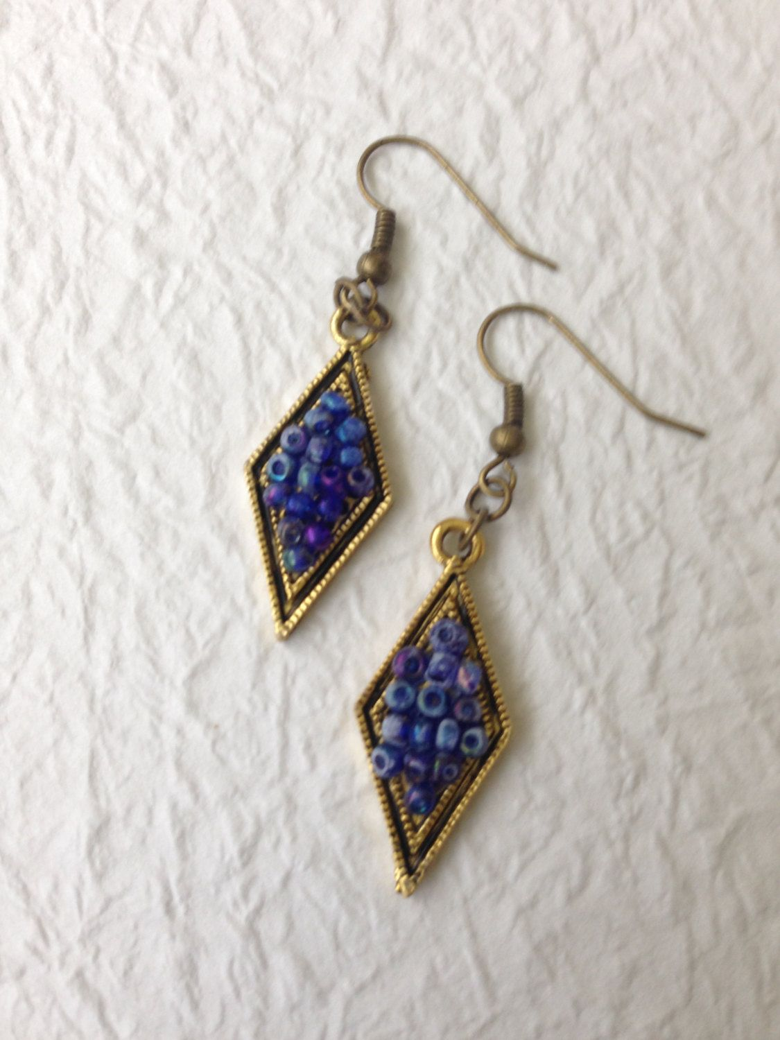 A personal favorite from my Etsy shop https://www.etsy.com/listing/199031250/antique-gold-earrings