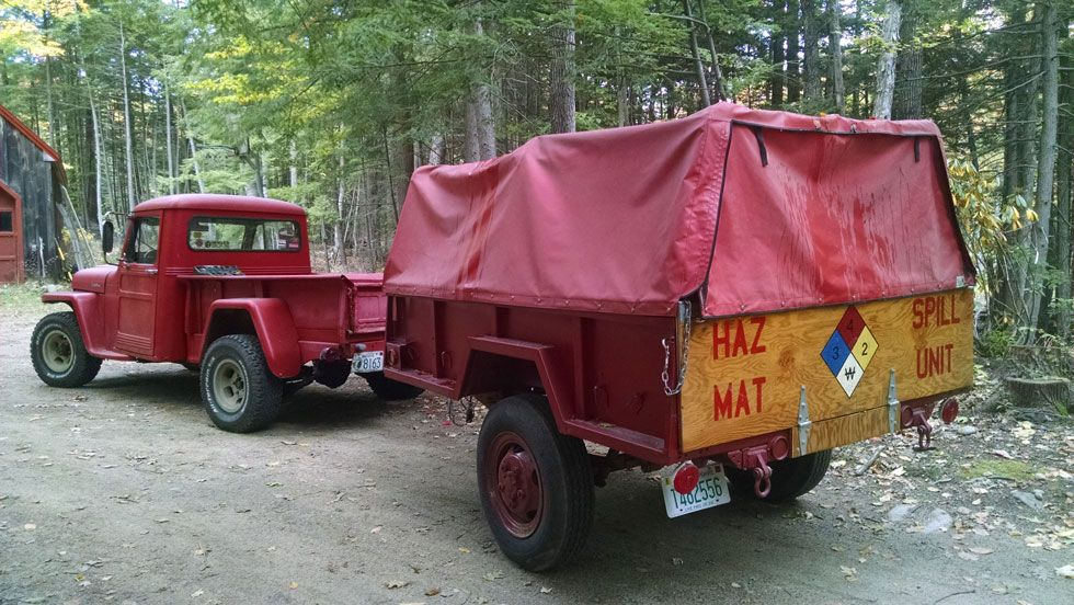 1964 Willys Truck Photo submitted by Jeff Edmond