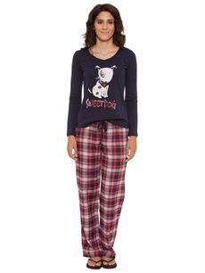 Pijama Moda Stilleri Kadin Pijama
