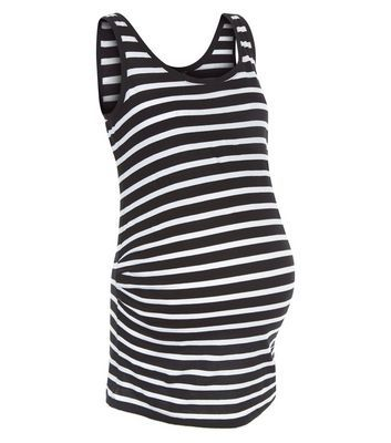 Awesome Maternity Black Stripe Vest Check more at http://www.fiftyshadestores.com/shop/maternity/maternity-black-stripe-vest-4/