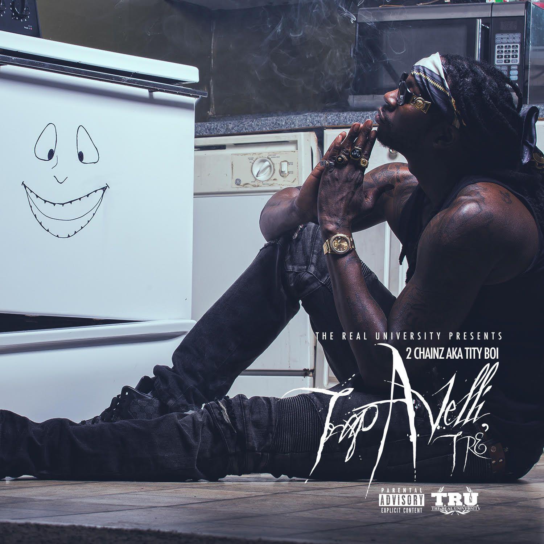 $6 74 - Trapavelli Tre 2 Chainz (Mix Cd) Kevin Gates Wiz