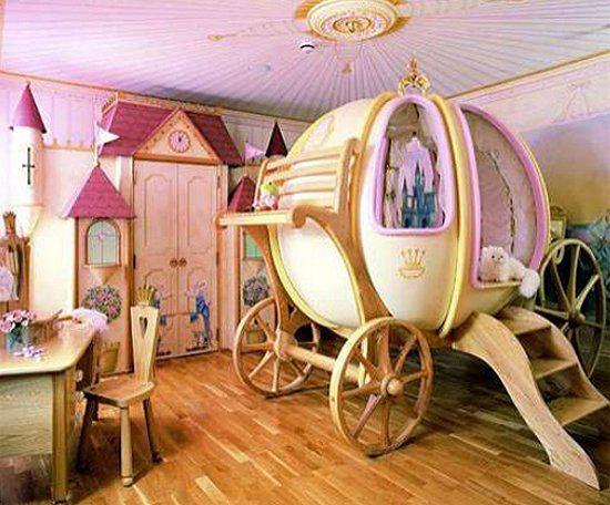 Fairy Princess Theme Bedroom